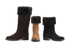 Palmroth Original waterproof suede boots
