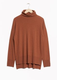 & Other Stories   Turtleneck Sweater