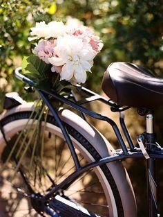 ❀ pretty biking