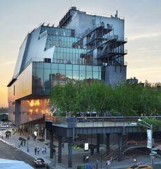 Whitney Museum of American Art, New York City, United States (2005–15) / Renzo Piano