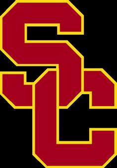 college football logos | Southern CaliforniaTrojans