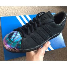Adidas Superstar 80s Metal Toe W Scarpa