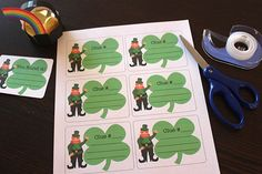 Leprechaun Treasure Hunt Activity for St. Patricks Day | Alphamom