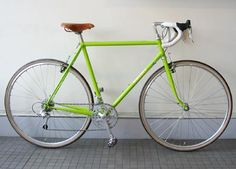 A recently built up Ebisu all purpose bike
