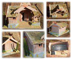 Diorama Stalla di Rohan - Gioco di Miniature del Signore degli anelli - Lotr