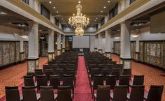 at Taj Cape Town is a beautifully restored Art Deco building where the splendour of a golden age plays host to a variety of events Art Deco Buildings, Cape Town, Golden Age, Plays, Restoration, Conference Room, Events, Home Decor, Games
