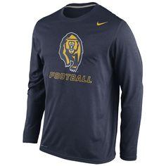 California Golden Bears Nike Dri-FIT Football Legend Long Sleeve Practice Tee  http://www.calbearsshop.com/cal1001021401.html