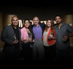 Behind the scenes at the #VEVOCertified Awards presentation where some of Pitbull's biggest fans got to present him with his 4 VEVO Certified awards