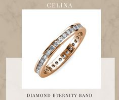 Eternity Bands, Custom Jewelry, Jewelry Collection, Wedding Bands, Rose Gold, Gemstones, Diamond, Sparkle, Meet