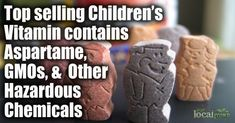"""Kids vitamins are supposed to be healthy, right? Well then, what's going on with this top selling brand, which proudly claims to be """"Pediatricians' #1 Choice""""? How do we let this happen?"""