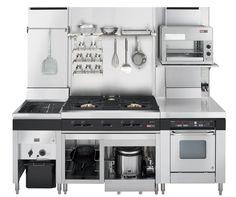 業務用厨房機器 [業務用厨房ユニット 業務用コンロ:RSB-096SV-RU,業務用フライヤー:RFA-S456TF-CU,業務用コンベック:RCK-S10AS-CU,業務用炊飯器:RR-S10AS-CU,業務用焼物器:RGP-42SV] | 受賞対象一覧 | Good Design Award