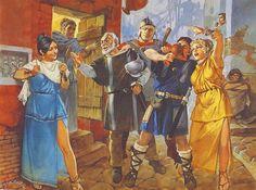 """Celtic marines in Romano-Byzantine service, 6th century AD"", Angus McBride"