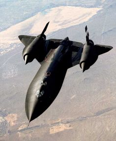 Black Bird. My favorite aircraft of all time.