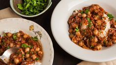Chickpea tikka masala recipe for meat-free Monday