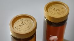 Identity and Package Design for Mel Ibericus Honey.