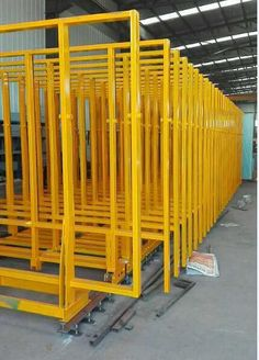 Stable Steel Flat Glass Transport Rack with Safe Support Protection, Weight: 500kg Closed: Open Development: New Type Serviceability: Common Use Color: Custom Size: Custom Brand: Custom Trademark: TOYO Transport Package: Container Specification: 1500*1200*1614mm Origin: China HS Code: 8479899990, Port: Tianjin, China         Production Capacity:5000pieces/YearPayment Terms:L/C, T/T, D/P, Western Union                          Usage:Tool Rack, Industrial, Warehouse Rack, FactoryMaterial… Container Specifications, Belt Grinder, Tool Rack, Steel Racks, Grinding Machine, Hanging Bar, Glass Rack, Western Union
