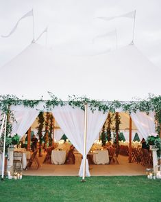 Go inside this couple's classic Southern wedding in Tennessee, complete with a pink-and-gold color palette and monogrammed dance floor. Tent Wedding, Wedding Reception, Destination Wedding, Wedding Venues, Dream Wedding, Magical Wedding, Summer Wedding, Rustic Wedding, Event Planning