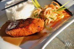 Teriyaki Marinade, Baked Potato, Mashed Potatoes, Sushi, Turkey, Meat, Chicken, Baking, Ethnic Recipes