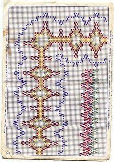 costura y manualidades...labores anamary: bordado