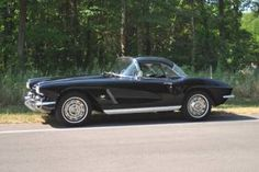 1962 Chevrolet Corvette Convertible Collector Edition