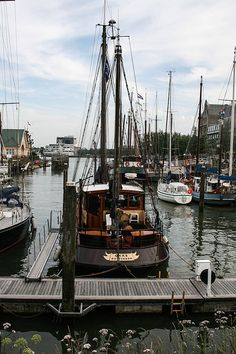 Veerhaven Rotterdam(Holland) The Netherlands.