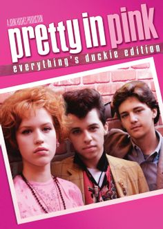 Pretty but poor, Andie's (Molly Ringwald) a good student who develops a crush on Blane (Andrew McCarthy), the sensitive, well-born preppie. But Blane runs with a fast crowd of haughty rich kids, the k
