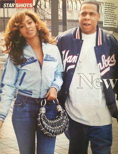 baseball jacket Beyonce And Jay Z, Baseball Jackets, Rap, Diva, How To Wear, Inspirational, Couples, Girls, Fashion