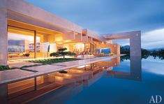 Arch Digest - Private Pools