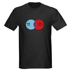 Music Venn Diagram Shirt