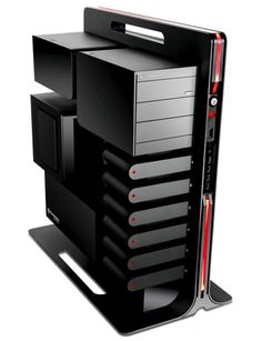 Machine+Art+from+BMW+Design:+High+Tech+Mouse+and+PC+Case