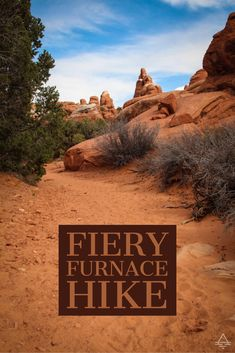 Be sure to plan ahead if you want to hike the Fiery Furnace in Arches National Park. Find out what you need to know before you go.