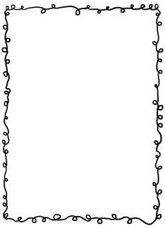 bordures et frames II - Un monde meilleur Page Borders Design, Border Design, Borders For Paper, Borders And Frames, Motivational Quotes Wallpaper, Wallpaper Quotes, Page Boarders, Simple Borders, Background Powerpoint