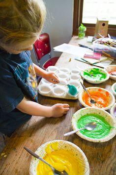 Kids' Crafts website