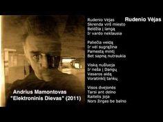 Andrius Mamontovas - Rudenio Vėjas - YouTube Journey Music, Youtube, Movies, Movie Posters, Films, Film Poster, Cinema, Movie, Film