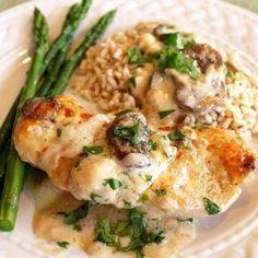 Chicken Gloria Casserole