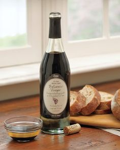 25-Year Barrel-Aged Balsamic Vinegar #williamssonoma