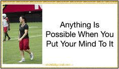 Anything Is Possible When You Put Your Mind To It #JENvsSAM #ad