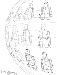 Perspective bodys tutorials P.S. /( . _.)\