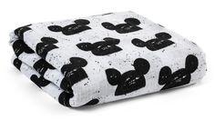 Modern Mouse Organic Cotton Muslin Swaddle