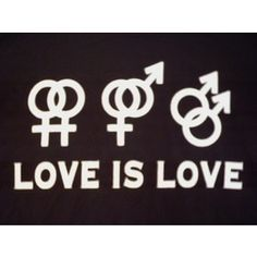 love has no gender.