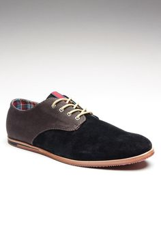 Ben Sherman Mayfair. If I'm going to wear a dress shoe, this would be it.