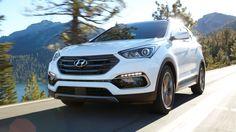 2017 Hyundai Santa Fe Sport Photo Gallery - Autoblog