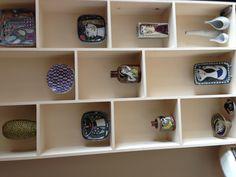 Part of my Swedish Ceramic Collection- Mari Simmulson, Stig Lindberg and Ingrid Atterberg