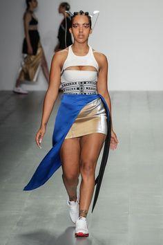 London @London Fashion Week Day 2 Nasir Mazhar Spring/Summer 2015  Ready-To-Wear 13 September 2014