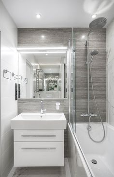 Small bathroom remodel ideas on a budget bathroom в 2 Small Bathroom Sinks, Budget Bathroom, Bathroom Design Small, Bathroom Layout, Bathroom Colors, Bathroom Interior Design, Modern Bathroom, Compact Bathroom, Bathroom Remodeling
