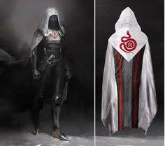 Destiny Concept art you need to see Destiny Hunter, Love Destiny, Destiny Game, Fantasy Character Design, Character Concept, Character Art, Character Creation, Armor Concept, Concept Art