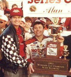 1992 champ Alan Kulwicki