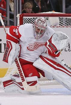 Petr Mrazek #DET history page  14 Feb 1992  Valentine Boy-  http://www.eliteprospects.com/player.php?player=34797 HC Vitkovice  2010 R 5 #141 overall by Detroit Red Wings