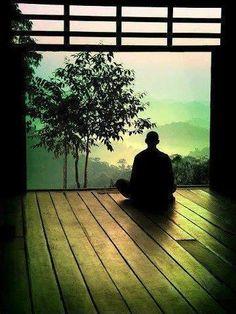 Meditativo