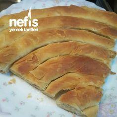El Açması Patatesli Kol Böreği (Yapım Aşamalı)